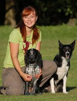 Fanny Gott (SWE): Obedience undSporthunde